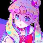 Sailor Moon Redraw by Arhyanex