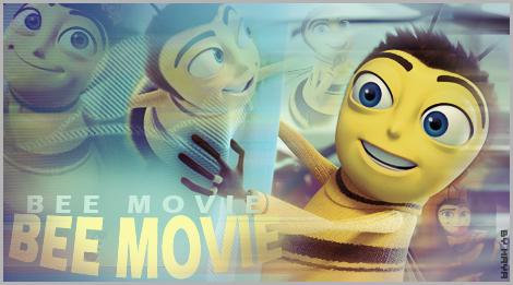 bee movie by mayaahuvi