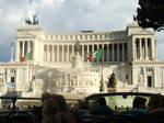 The Vittoriano by veronicakni
