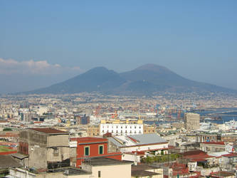 Mt. Vesuvius by veronicakni