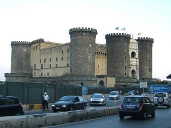 Castle Nuovo by veronicakni