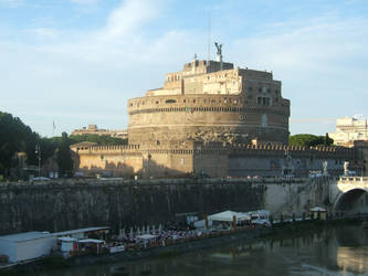 St.Angelo Castle by veronicakni