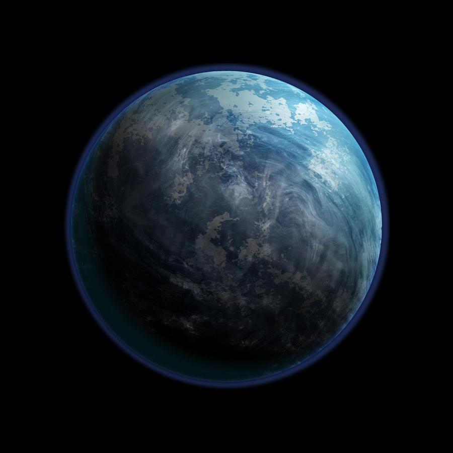 Planet - Alaerin