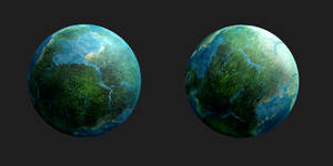 Planet - Edari 1 and 2