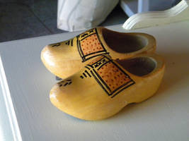 Wooden shoes 2 by Stock7000