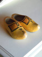 Wooden shoes 3 by Stock7000