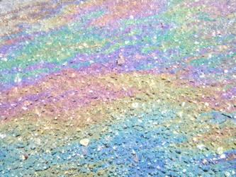 Rainbow Slick 04 by Stock7000