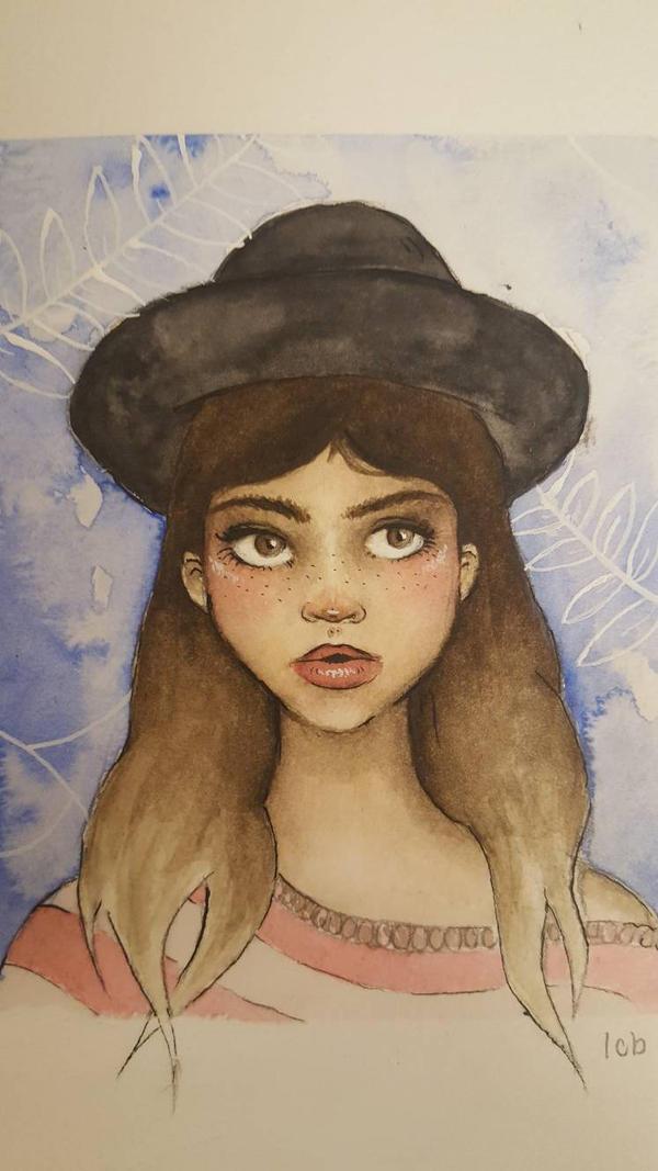girl by samishero