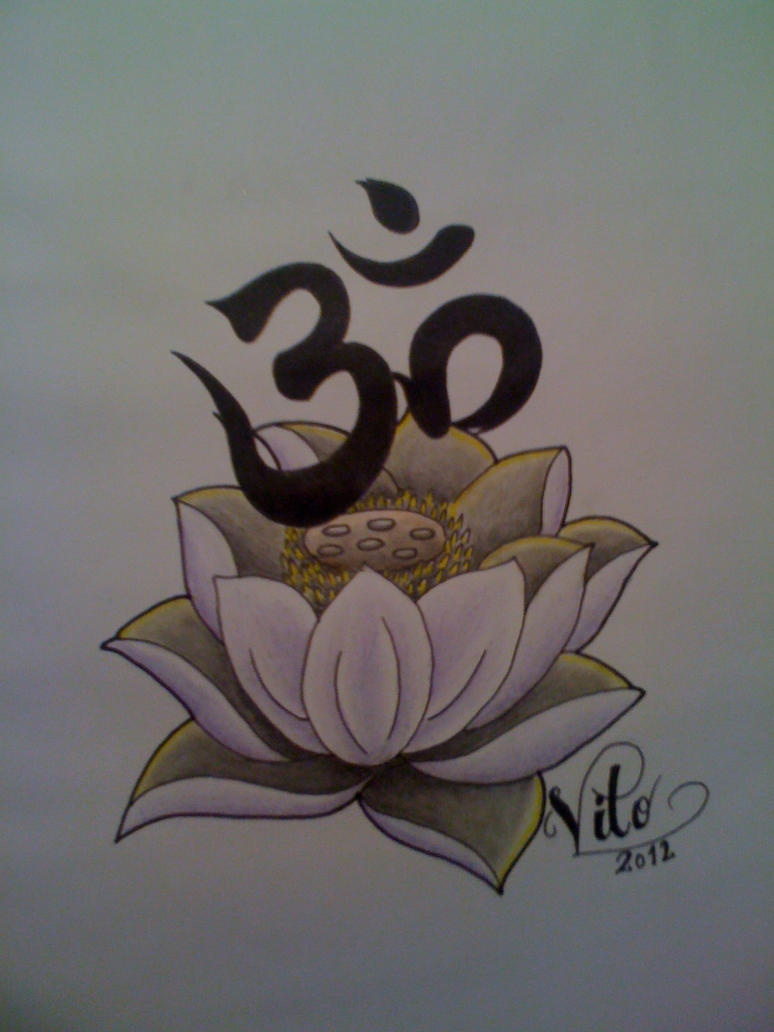 The Gallery For Gt Hindu Lotus Flower Tattoo Designs