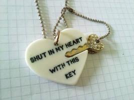 The key to my Heart by LittleDevilAngel