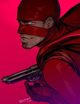 RED MIST: Comic Ver.