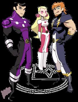 DCAU LoSH: The founders 02