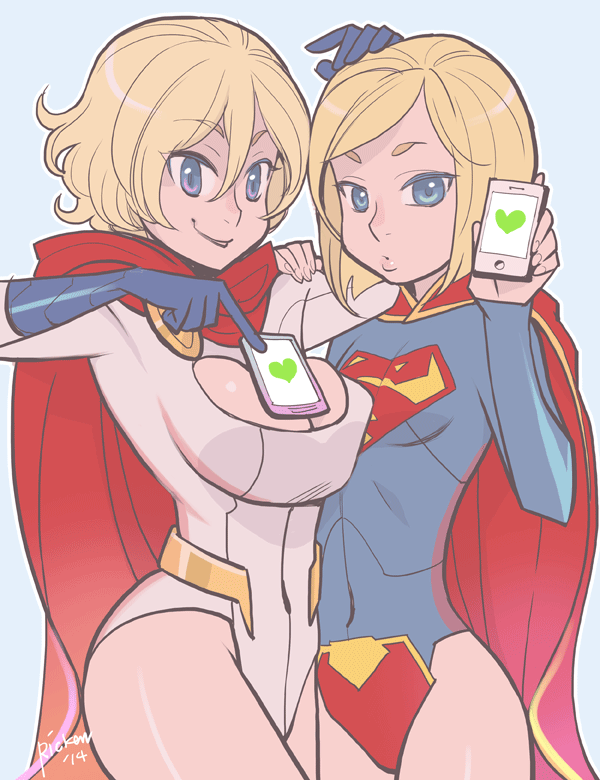 Super ladies by Ricken-Art
