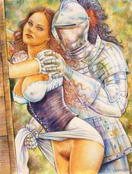 Fairytale Lover (Nude Version) by odavis