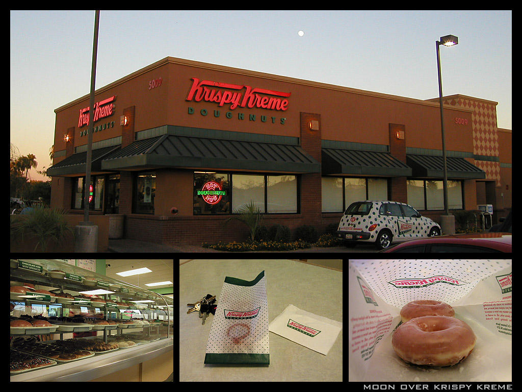 Krispy Kreme started out as a one-man, Winston-Salem, N.C. shop. In , founder Vernon Rudolph struck out on his own as a doughnut salesman after selling the popular treats through his uncle Ishmael's general store—and Krispy Kreme was born.