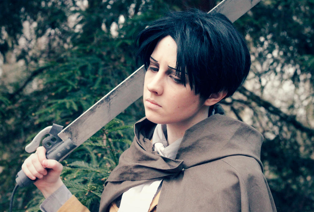 Sehr Levi Ackerman by silkybean on DeviantArt FL15