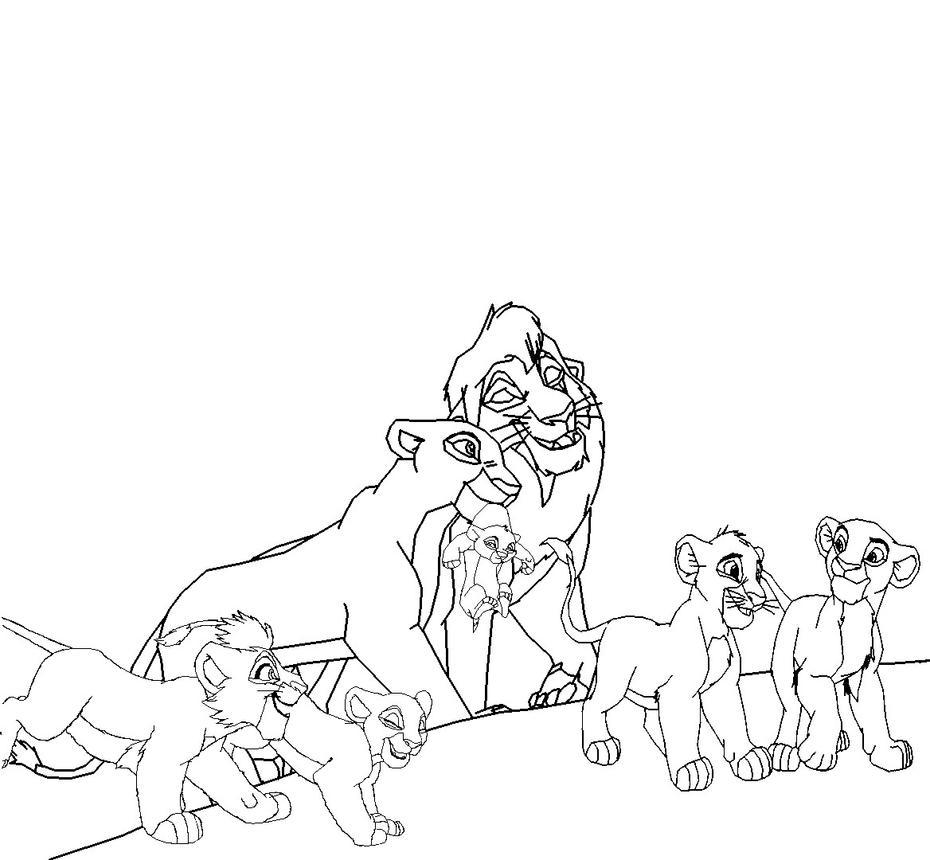 Ausmalbilder Disney König Der Löwen : Tolle Der K Nig Der L Wen 2 Malvorlagen Fotos Entry Level Resume