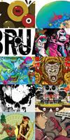2011 VECTOR ARTS CALENDARS