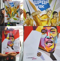 poester catalogue of WPAP-VBK by roompoetliar
