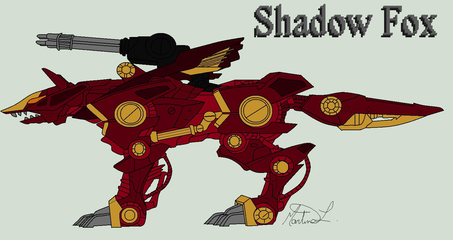 Custom Shadow Fox: Blaze by Irockoutloudest on DeviantArt