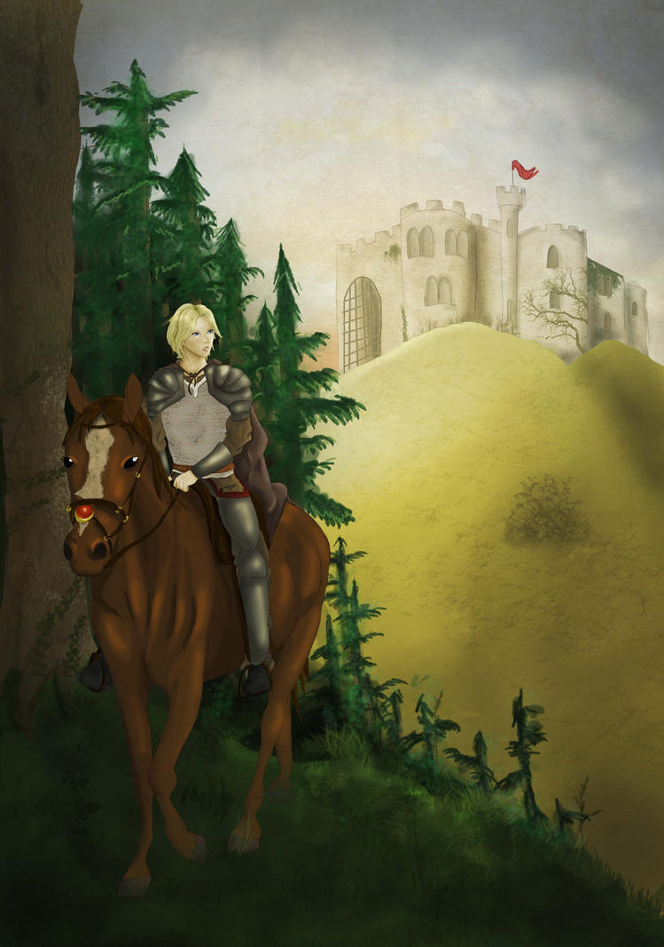 Prince Caspian by iva222