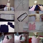 Sewing for BJDs: Jumper-1