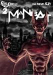 Outcast 52 - Man-Bat by Biram-Ba