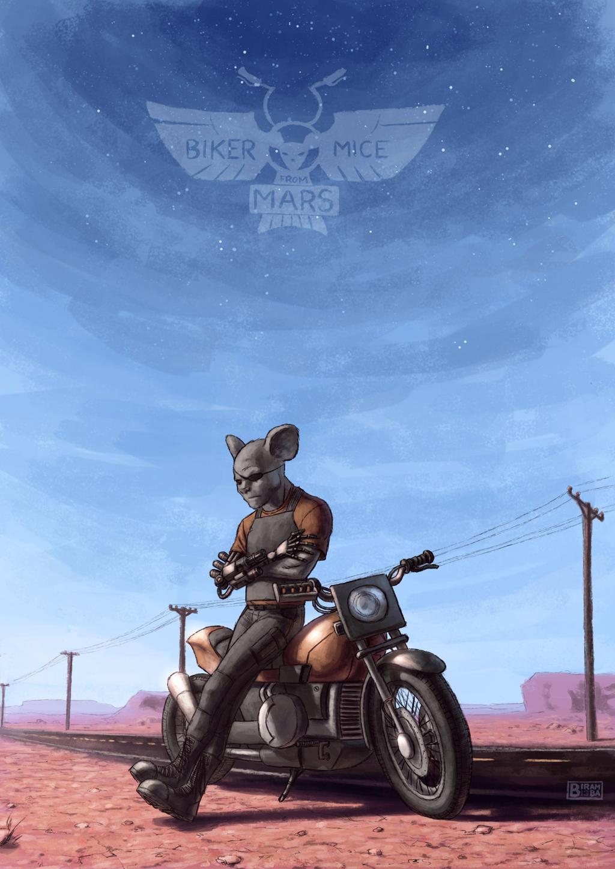 biker mice from mars movie - photo #14