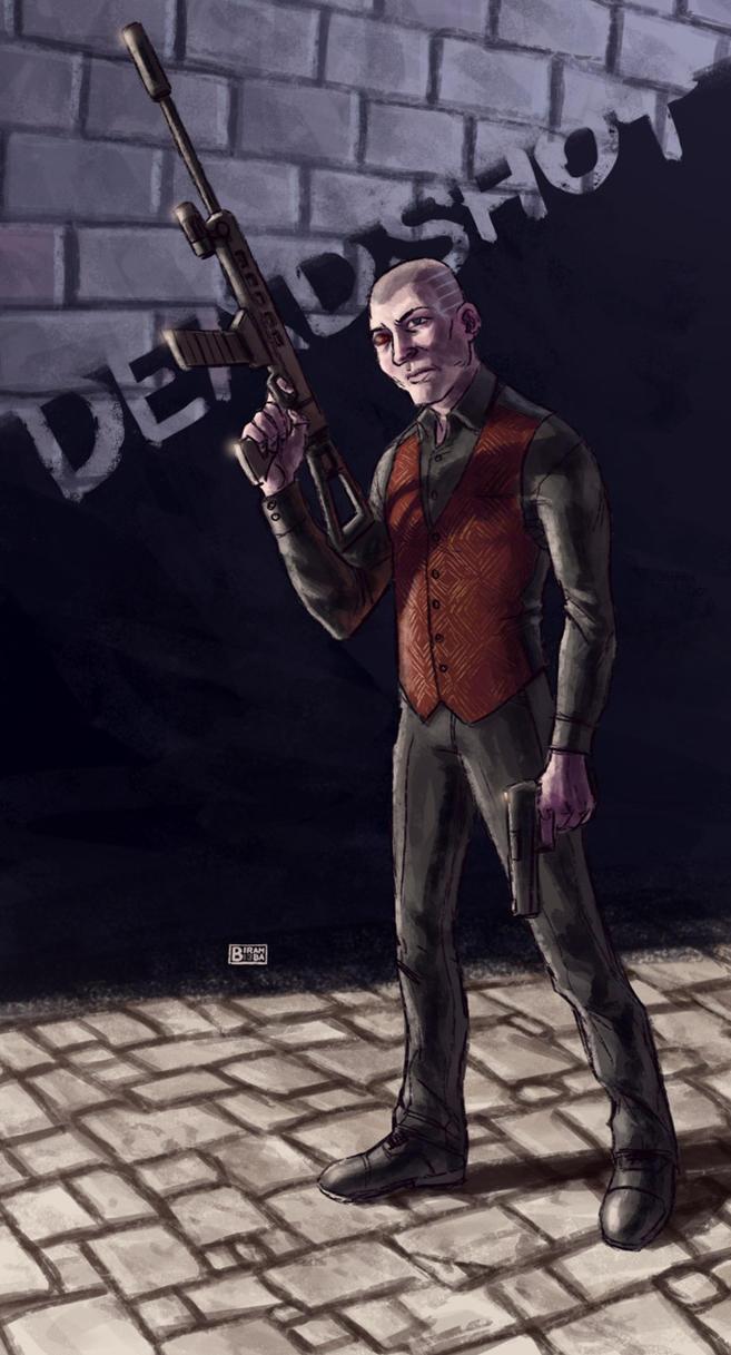 Deadshot Redesign Deadshot redesign by B...