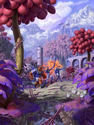 Fantastic Four by Biram-Ba