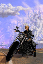 Storm Rider By JonathanWyke-colors by Biram-Ba