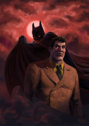 BTAS Bruce Wayne by Biram-Ba