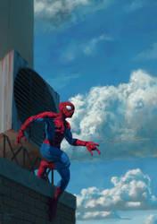 Spider-Man by Biram-Ba