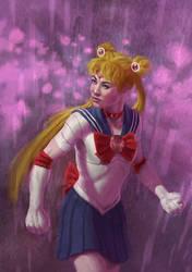 Sailor Moon by Biram-Ba