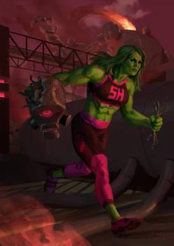 She Hulk 9