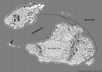 fantasy map style test