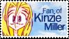 Stamp - 04 - Fan of Kinzie Miller by nicolasbahamondes
