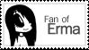 Stamp - 07 - Fan of Erma by nicolasbahamondes