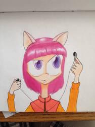 Sketch - Usability Discrimination (Fujioka Chika)