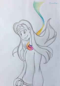 Sketch - Natalie (from Cartas para Mikamy)