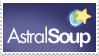 Stamp - 11 - AstralSoup by nicolasbahamondes