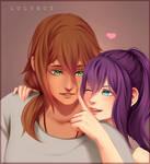 Commission couple