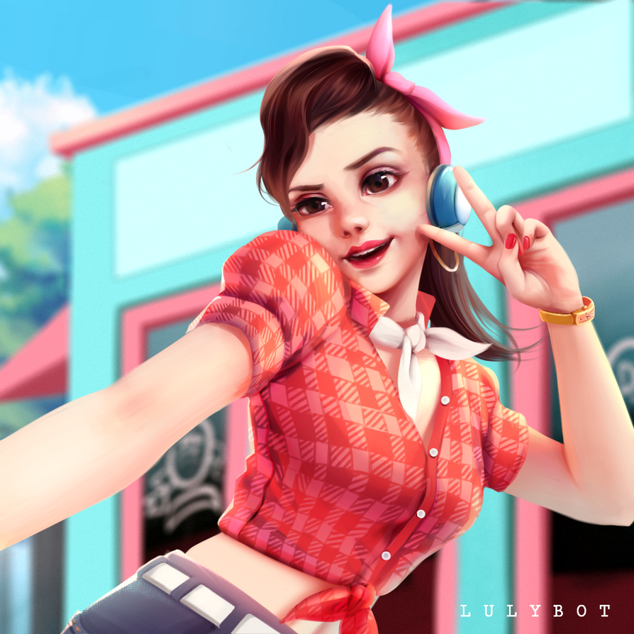 D.VA by Lulybot