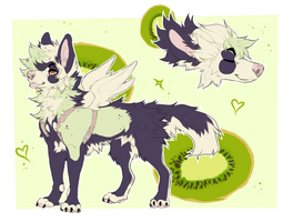 Kiwi Dogger Auction [CLOSED] by Softhetic