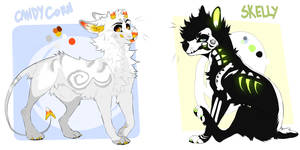 Halloween Dogs Auctions [CLOSED]