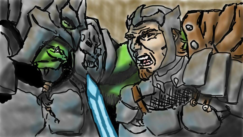 Battlefield of Kings by godproject