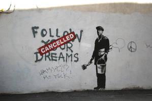Banksy IN Boston