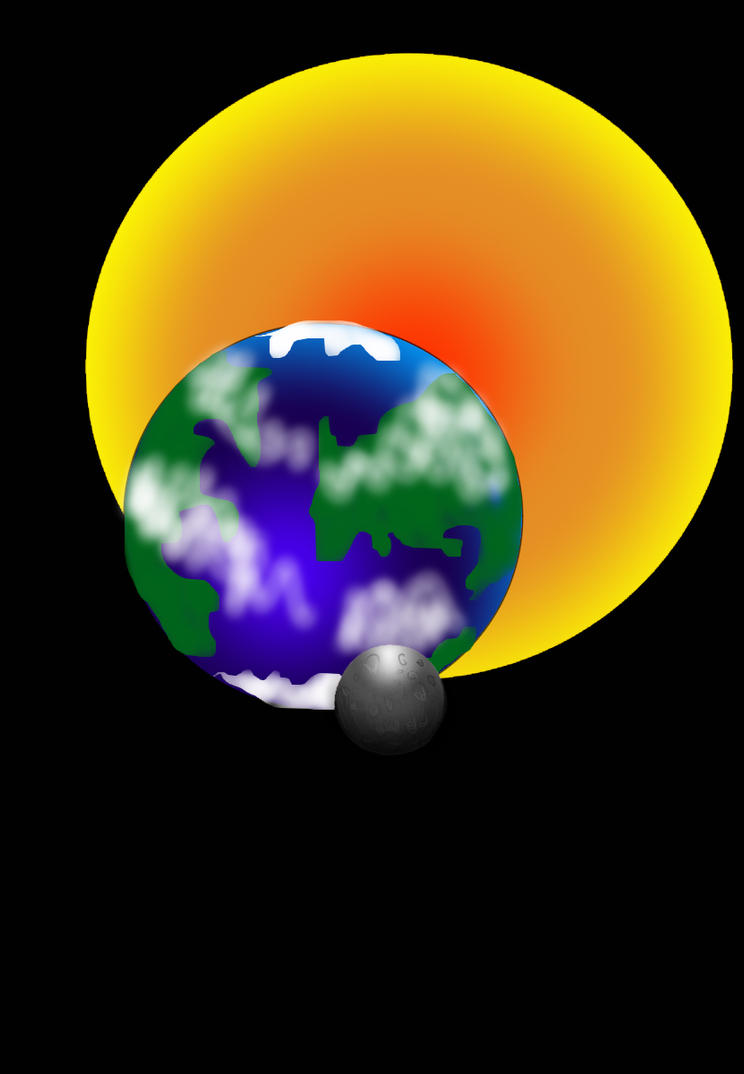 Design A Flag For Planet Earth by digitalxparadise