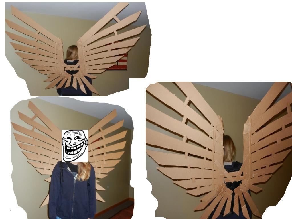 steampunk wings by Adale15es