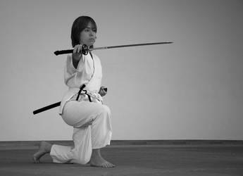 Iaido training by justerZ